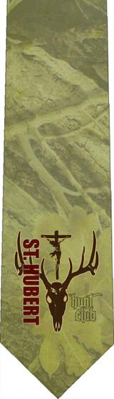 St. Hubert Graphic Tie