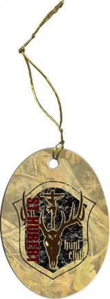 St. Hubert Hunt Club Ornament