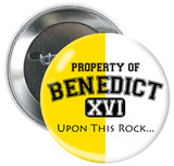 Property of Benedict XVI Button
