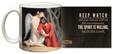 Garden of Gethsemane (Keep Watch) Mug