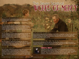 The Seven Spiritual Works of Mercy Explained Poster