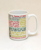 Saint Therese of Lisieux Quote Mug