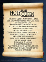 Hail Holy Queen Poster