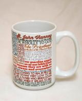 Saint John Vianney Quote Mug