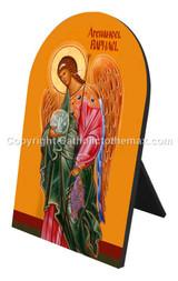 Archangel Raphael Desk Plaque