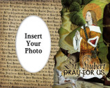 St. Hubert Photo Frame