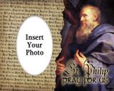 St. Philip Photo Frame