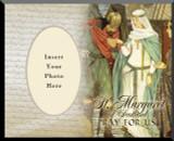 St. Margaret of Scotland Photo Frame