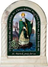St. Patrick Prayer Desk Shrine