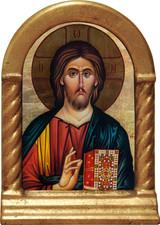 Christ the Teacher Desk Shrine