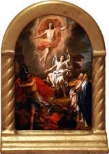 Resurrection Desk Shrine
