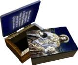 Christ, Bread of Angels Keepsake Box