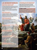 Spanish The Beatitudes Explained Poster