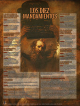 Spanish The Ten Commandments Explained Poster