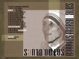 Spanish Mother Teresa Poster