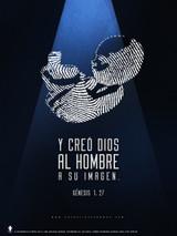 Spanish God's Thumbprint Poster