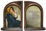 Madonna of the Streets A Godmother's Prayer Bookends