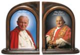 Pope John Paul II and John XXIII Sainthood Bookends