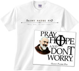 Padre Pio Value T-Shirt