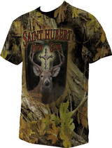 St. Hubert Hunt Club Full Color T-Shirt