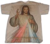 Divine Mercy Full Color Shirt