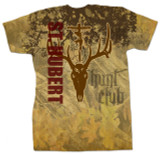 St. Hubert Hunt Club Graphic Full Color T-Shirt