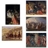 Magi Christmas Cards Set (25 Cards)