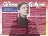 Saint Gemma Galgani Explained Poster