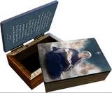 Star of Bethlehem Keepsake Box with St. Andrew Novena Prayer