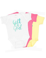 Gift From God Baby Onesie