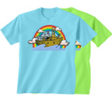Noah's Ark Toddler Tee