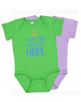 Face of Hope Baby Onesie