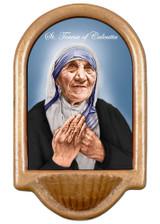 St. Teresa of Calcutta Holy Water Font