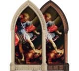 St. Michael the Archangel Home Doorpost Blessing