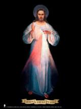Divine Mercy Vilnius Original Poster