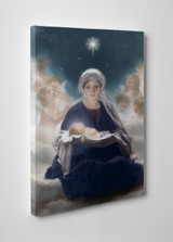 Star of Bethlehem Gallery Wrapped Canvas