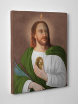 Saint Jude Gallery Wrapped Canvas
