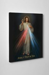 Divine Mercy Gallery Wrapped Canvas