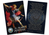 St. Michael Navy Prayer Card