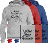 Each of Us Heather Pro-Life Hoodie