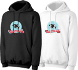 Save the Baby Humans Killer Whale Pro-Life Hoodie