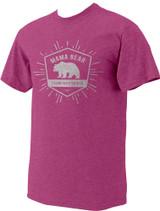 Mama Bear Heather T-Shirt