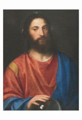 Christ with the Globe by Titian Print