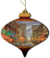A Grand Night in Steubenville Ornament