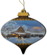 Gathering Place Ornament