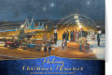 Nutcracker Village: Making Christmas Memories Cards