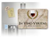 In Vino Veritas Magnet