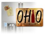 Ohio Wines Magnet