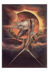 Ancient of Days by William Blake Print