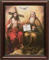 Trinity Framed Canvas